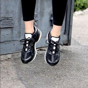 Adidas x Stella McCartney Dorifera Black Sneakers